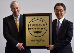 ana all nippon airways 5 star airline rating