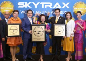 thai airways world airline awards